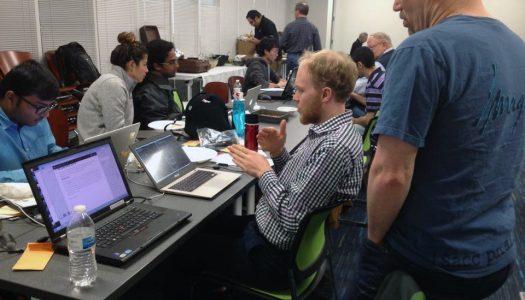The First Round of 2015 Hackathons Gets Underway