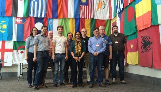 Oak Ridge Staff Lead OpenACC, OpenMP Meetings