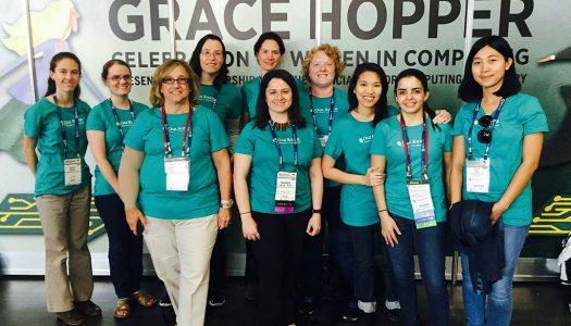 ORNL Celebrates Women at Grace Hopper Conference