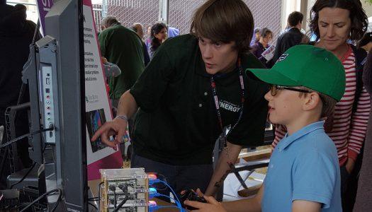 OLCF Staff Inspire Innovation at Bay Area Maker Faire