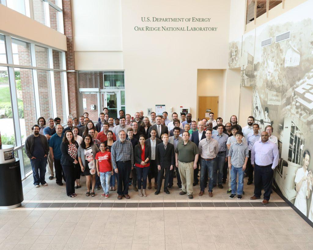 2018 OLCF User Meeting Attendees