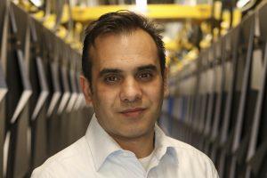 Sarp Oral enjoys challenges of designing a large-scale file system