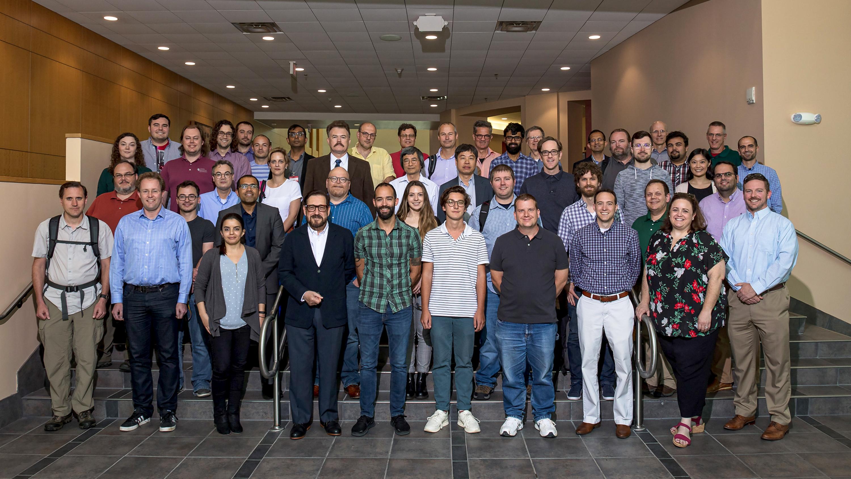 2019 OLCF User Meeting Group