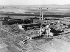 U-Plant at Hanford Site Credit: US Department of Energy