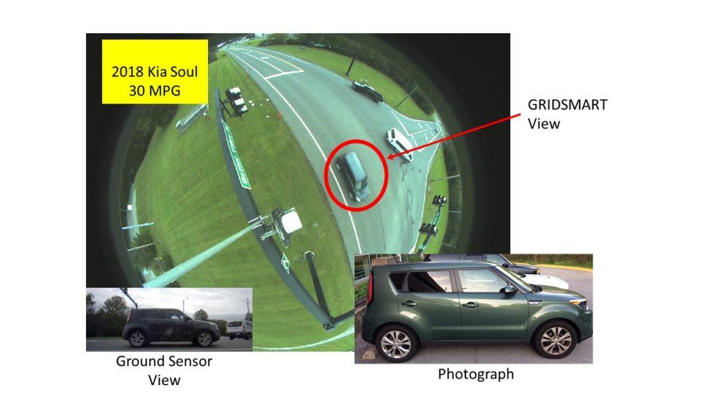 ORNL vehicle dataset