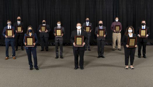 OLCF Researchers, Staff, Recognized on UT-Battelle Awards Night