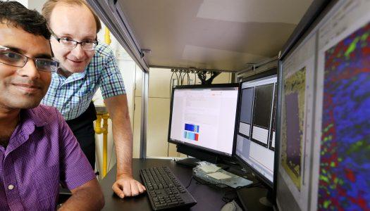 ORNL's Superb Materials Expertise, Data and AI Tools Propel Progress